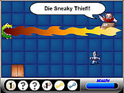 Sneaky Thief Adventure game