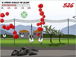 Stop Bird Flu game