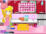 Super Princess Peach game