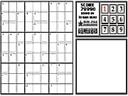 Killer Sudoku - vol 2 game