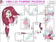 jeu Hello There Puzzle
