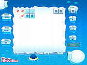 Penguin Cubes game