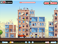 Illegal Drive Frenzy game
