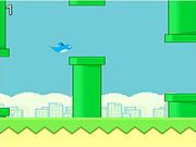 Flappy Blue Bird game