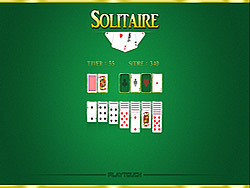 Solitaire Deluxe game