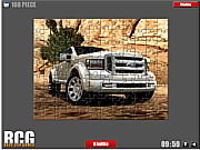 Ford Car Jigsaw game