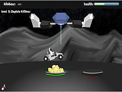 Moon Miner game