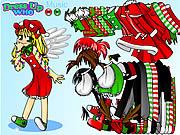 Christmas Angel game