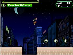 Ben 10 Omniverse Vs Zombozo game