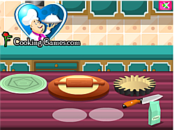 American Apple Pie game