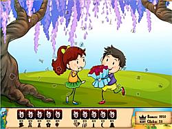 Hidden Words Love Story game