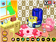 Baby SpongeBob Room Decor game