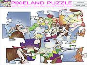 Pixieland Puzzle