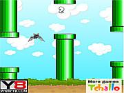 Flappy bat y8 game