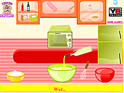 Hot Fudge Ice Cream Cake game