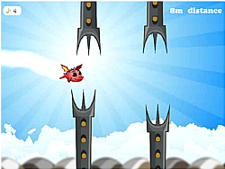 Flappy Dragon Flight game