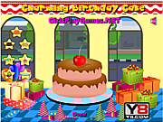 Charming Birthday Cakes game