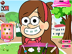 Mabel At The Doctor game