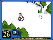 Play Sled game Game