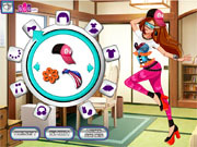 Digital Girl Dress Up game