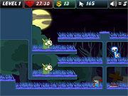 One Button Vania game