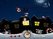 Santa VS. Jack game