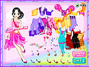 Belly Dancer Dressup game