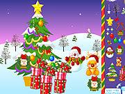 juego Christmas Snow World Decoration