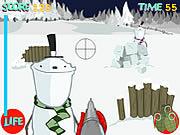 Night of the Snowmen game