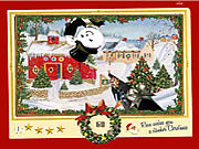 Christmas Card Shoot Em Up game
