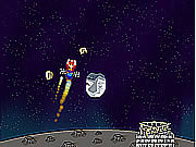 Mario Lost in Space game