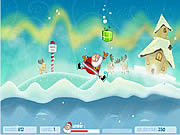 Santa's Gift Jump لعبة