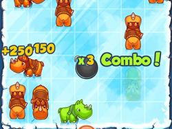 Rhino Puzzle game