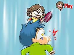 Angry Girlfriend game