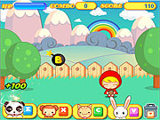 Play Apple girl Game