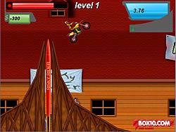 Risky Rider game