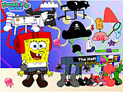 Spongebob Dress Up game