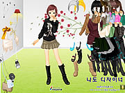Play Cold weather fashion Game