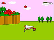 Strawberry Cake Builder game