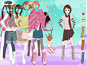 Winter Dressup 4 game