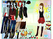 Laurianne Dressup game