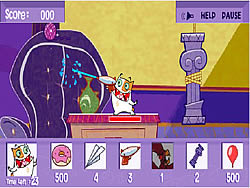 Catscratch: This Means War game