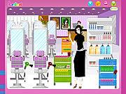 Hair Salon Decoration game