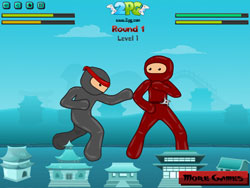 Frantic Ninjas game