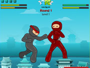 เล่นเกมฟรี Frantic Ninjas