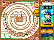 Sushi Zuma game