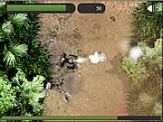 Jungle Defense game