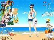Permainan Summertime Dress Up