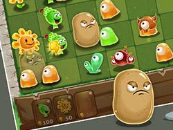Plants VS Monsters game