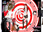 Play Fashion brands dressup Game